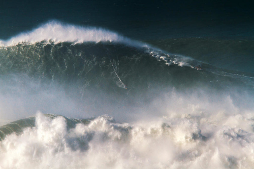 Ganadores de los premios Big Waves Awards